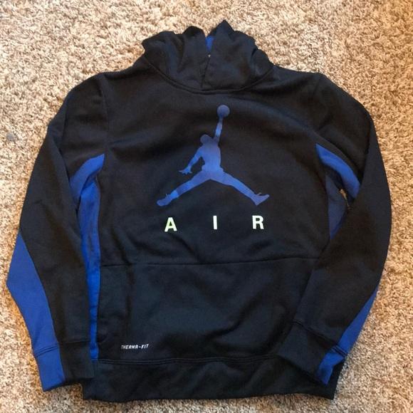 2e0cc187e777 Boys Nike Air Jordan hoodie. M 5a7b13199a9455733a1dcf21